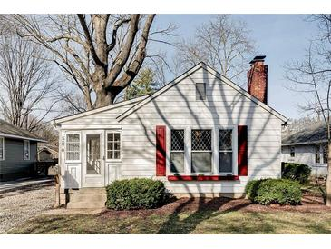 Photo one of 5870 Indianola Ave Indianapolis IN 46220 | MLS 21773440