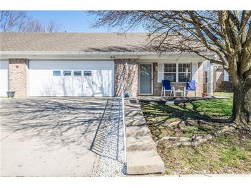 Photo one of 5655 Misty Ridge Dr Indianapolis IN 46237 | MLS 21773465