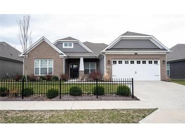 Photo one of 11827 Avedon Dr Zionsville IN 46077 | MLS 21773469