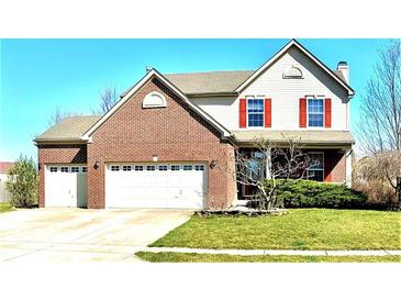 Photo one of 1633 Cottongrass Dr Brownsburg IN 46112 | MLS 21773482