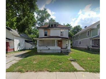 Photo one of 625 N Parker Ave Indianapolis IN 46201 | MLS 21773497