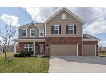 Photo one of 731 Heartland Dr Brownsburg IN 46112 | MLS 21773556