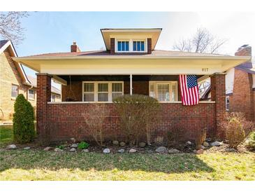 Photo one of 817 N Graham Ave Indianapolis IN 46219 | MLS 21773573