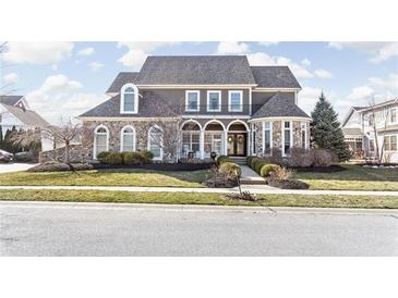 Photo one of 6648 Westminster Dr Zionsville IN 46077 | MLS 21773648