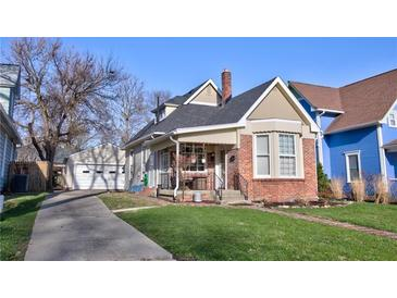 Photo one of 48 N Bolton Ave Indianapolis IN 46219 | MLS 21773791