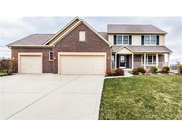 Photo one of 7765 Ayrshire Ct Brownsburg IN 46112 | MLS 21773896