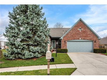 Photo one of 7268 Wolffe Dr Fishers IN 46038 | MLS 21773899