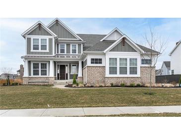 Photo one of 10795 Green Blade Dr Fishers IN 46038 | MLS 21773912