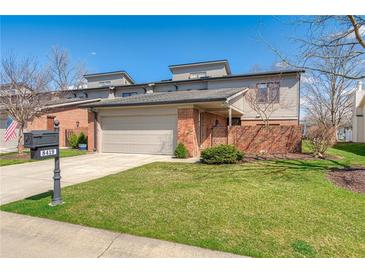 Photo one of 8419 Overlook Pkwy Indianapolis IN 46260 | MLS 21773968