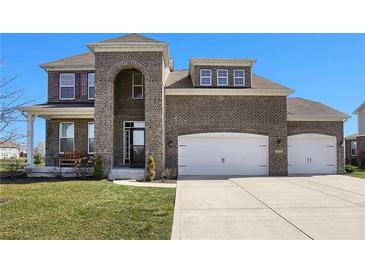 Photo one of 8375 Dumfries Dr Brownsburg IN 46112 | MLS 21773988