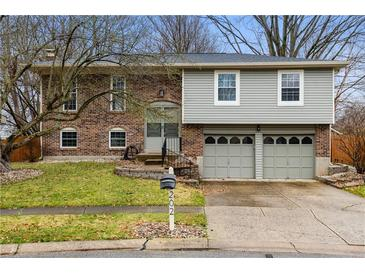 Photo one of 202 Crestview Ct Fishers IN 46038 | MLS 21774069