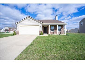 Photo one of 2211 Abbey St Brownsburg IN 46112 | MLS 21774077