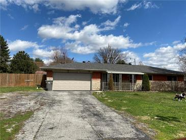 Photo one of 224 Griffin Rd Indianapolis IN 46227 | MLS 21774116