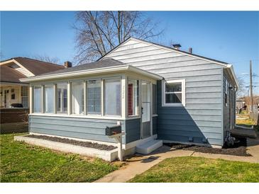 Photo one of 722 N Rochester Ave Indianapolis IN 46222 | MLS 21774119