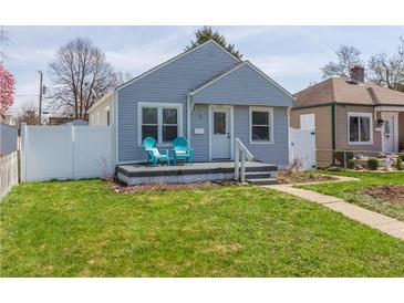 Photo one of 2021 N Linwood Ave Indianapolis IN 46218 | MLS 21774135