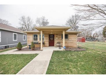Photo one of 132 S Sheridan Indianapolis IN 46219 | MLS 21774170