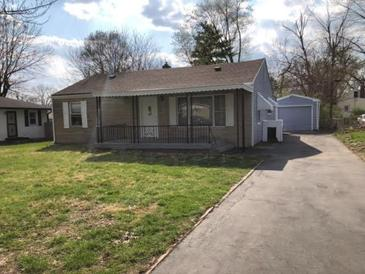 Photo one of 1712 N Audubon Rd Indianapolis IN 46218 | MLS 21774213