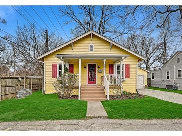 Photo one of 730 Carrollton Ct Indianapolis IN 46220 | MLS 21774216