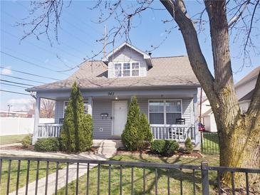 Photo one of 943 Paca St Indianapolis IN 46202 | MLS 21774226