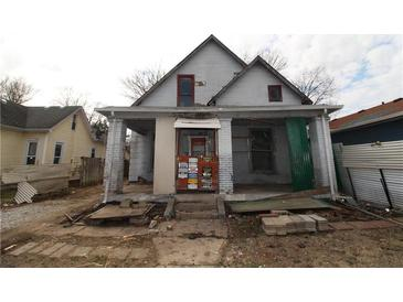 Photo one of 1168 N Concord St Indianapolis IN 46222 | MLS 21774258