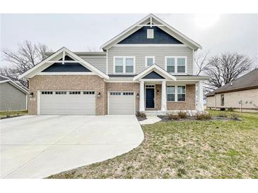 Photo one of 1025 Arthur Ct Greenfield IN 46140 | MLS 21774261