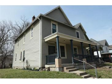 Photo one of 1102 N Tacoma Ave Indianapolis IN 46201 | MLS 21774277