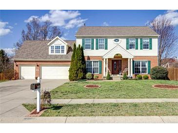 Photo one of 4260 Sequoia Ct Greenwood IN 46143   MLS 21774335
