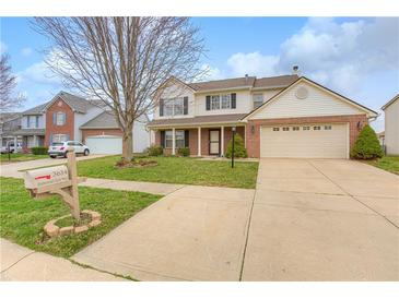 Photo one of 3634 Homestead Cir Plainfield IN 46168 | MLS 21774361