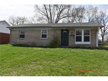 Photo one of 1444 S Oxford St Indianapolis IN 46203 | MLS 21774465