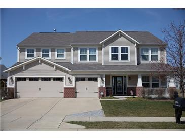 Photo one of 12716 Cermack Way Fishers IN 46037   MLS 21774485