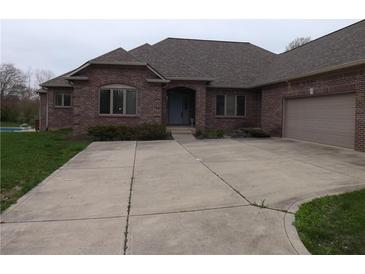 Photo one of 10275 N County Road 1075 E Brownsburg IN 46112 | MLS 21774585