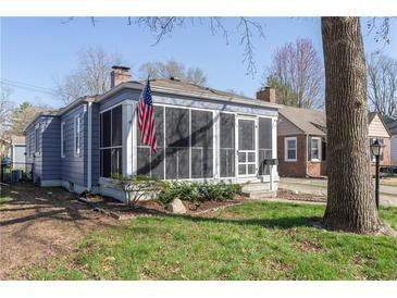 Photo one of 6121 Indianola Ave Indianapolis IN 46220 | MLS 21774720
