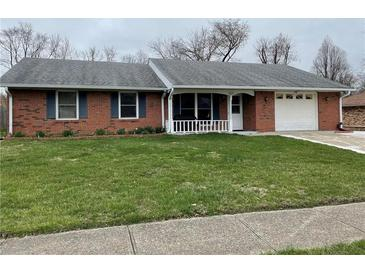 Photo one of 3625 Mistletoe Dr Indianapolis IN 46227 | MLS 21774785