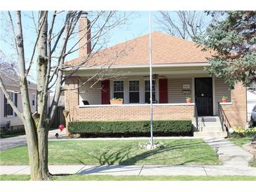 Photo one of 1450 N Drexel Ave Indianapolis IN 46201   MLS 21774820