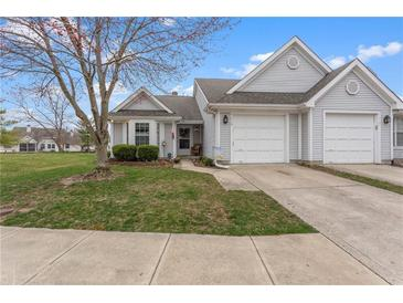 Photo one of 9018 Crook Dr Indianapolis IN 46256 | MLS 21774844