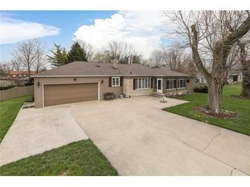 Photo one of 5059 Harlan St Indianapolis IN 46227 | MLS 21774868