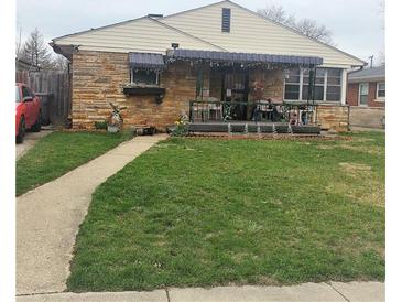 Photo one of 3226 N Dequincy St Indianapolis IN 46218 | MLS 21774940