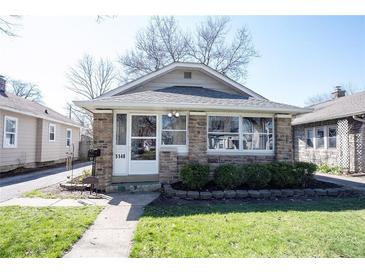 Photo one of 5148 Crittenden Ave Indianapolis IN 46205 | MLS 21774977