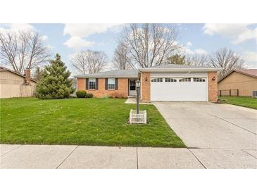 Photo one of 11905 Corbin Dr Fishers IN 46038 | MLS 21775023