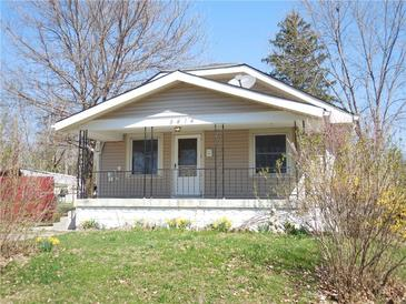 Photo one of 5414 E Burgess Ave Indianapolis IN 46219   MLS 21775038
