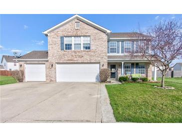 Photo one of 2355 Foxtail Dr Plainfield IN 46168 | MLS 21775103