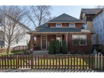 Photo one of 1249 Union St Indianapolis IN 46225 | MLS 21775156