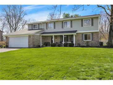 Photo one of 6804 Bloomfield Dr Indianapolis IN 46259 | MLS 21775167