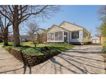 Photo one of 6106 Primrose Ave Indianapolis IN 46220   MLS 21775168