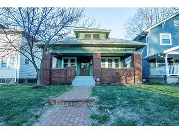 Photo one of 3408 N College Ave Indianapolis IN 46205 | MLS 21775187