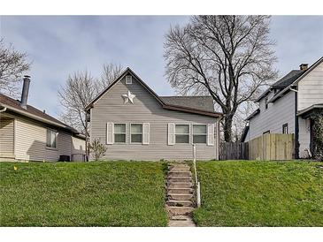 Photo one of 5206 E Walnut St Indianapolis IN 46219 | MLS 21775230
