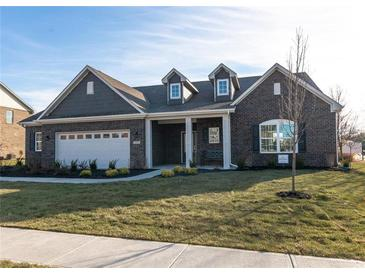 Photo one of 3741 Woodvine Dr Bargersville IN 46106 | MLS 21775232