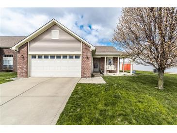 Photo one of 2152 Rattlebox Dr Plainfield IN 46168 | MLS 21775297
