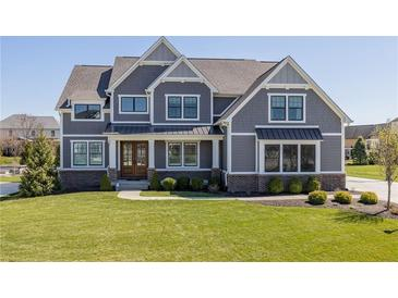 Photo one of 10189 Timberland Dr Fishers IN 46040   MLS 21775310