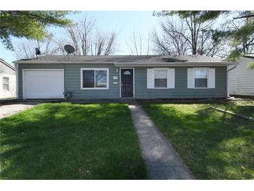 Photo one of 3574 N Lynhurst Dr Indianapolis IN 46224 | MLS 21775314